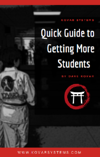 Quick Guide for Getting More Students