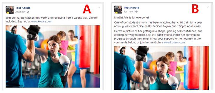 Martial Arts Marketing - Social Media